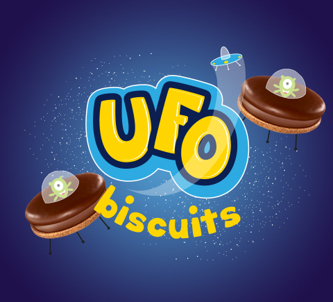 ufo biscuits