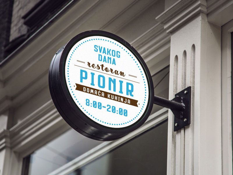 Restoran pionir