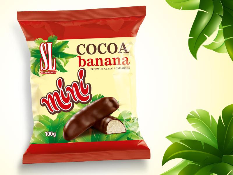 cocoa mini banana