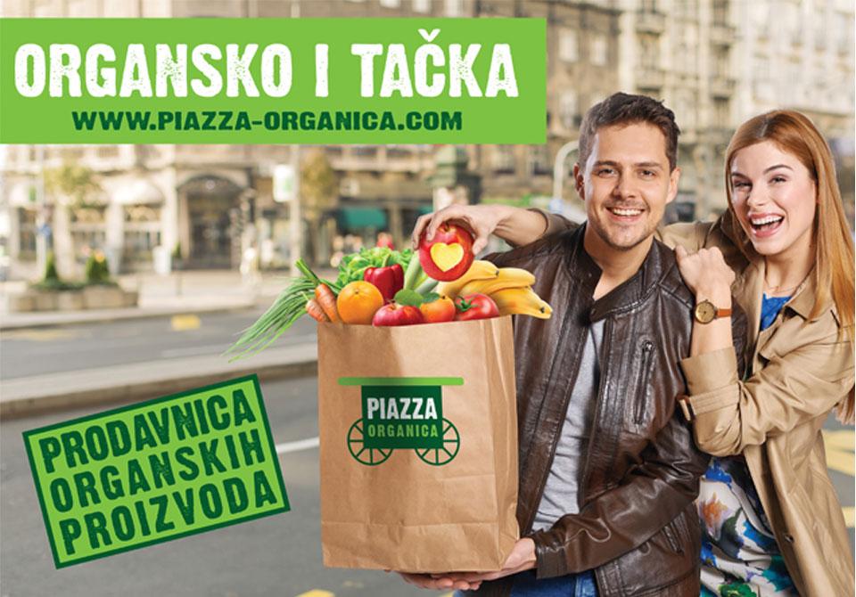 kampanja piazza organica
