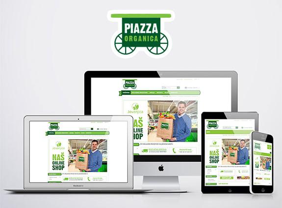 prikaz responziv web sajta na monitoru, laptopu tabletu i telefonu