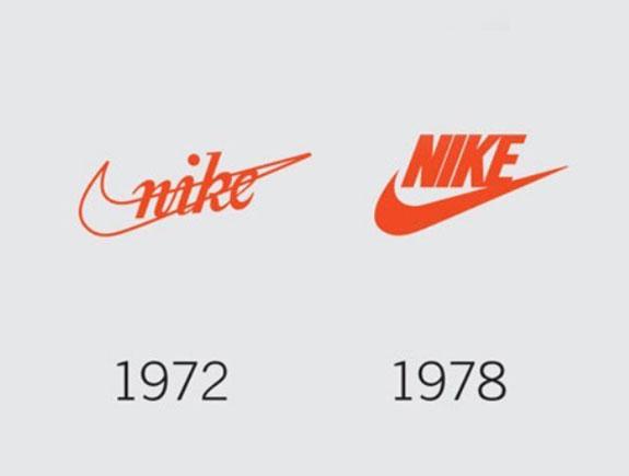 Pravila kako se logo najk pravilno postavlja.