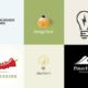 prikaz 6 razlicitih logotipa