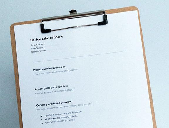 brief za logo