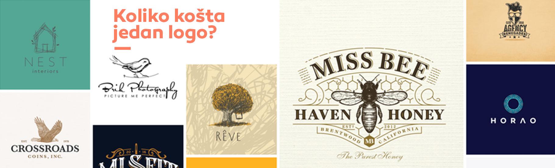 primeri vise razlicitih logoa