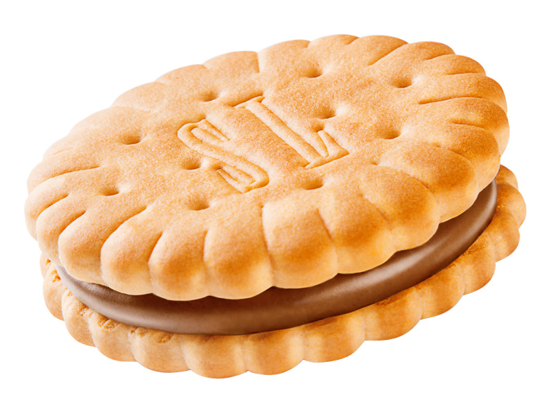 obradjen keks