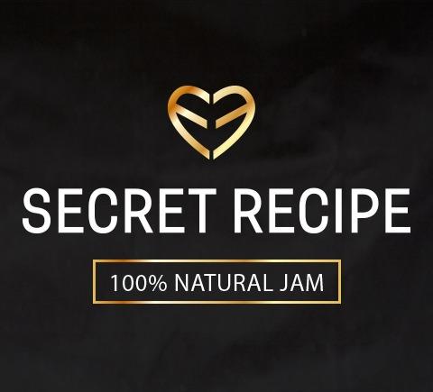 logo i ambalaza za secret recipe
