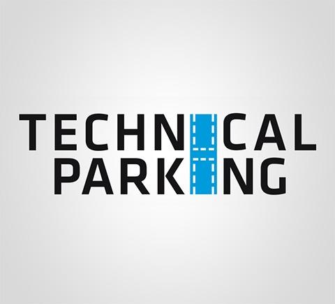 log dizajn za techical parking